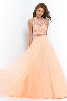 d407d6914e 8 Best Crop Top Prom Dress images
