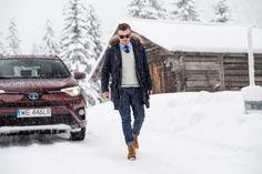 Jakub_Roskosz_Gstaad_Szwajcaria_Travels_Toyota_RAV4_38 Bean Boots, Rav4, Toyota, Menswear, Hipster, Style, Swag, Hipsters, Men Wear