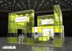 Nimlok creates custom modular displays and manufacturing exhibits. For PASS Punch & Die, we built a custom large-scale trade show booth to showcase their brand and products.