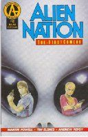 Alien Nation,The Firstcomers #2 (Of 4)