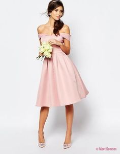 Blush Pink Homecoming Dress,Homecoming Dresses,Homecoming Gowns,Knee Length Prom Gown,Blush Pink Sweet 16 Dress,Homecoming Dress,Cocktail Dress,Evening Gowns PD20183294