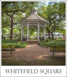 Whitefield Square in Savannah GA