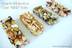 Make Your Own KIND Bars