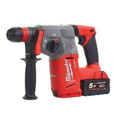 Milwaukee perforateur burineur sds-plus - 4933451430 (solo) Milwaukee Power Tools, Milwaukee Tools, Milwaukee M18, Sds Hammer Drill, Rotary, Drills For Sale, Dust Extractor, Manualidades