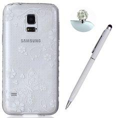 Pheant Samsung Galaxy S5 Mini Hülle [3 in 1 Set] TPU Sili... http://www.amazon.de/dp/B01EJ1WDOQ/ref=cm_sw_r_pi_dp_xljgxb10M0EN8