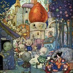 Искусство книжной графики, иллюстрации и рисунка