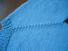 Receitas de tricô feito a mão infantil – Artesanato passo a passo!