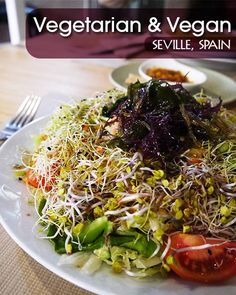 Vegetarian & Vegan Food In Seville, Spain - Renegade Travels