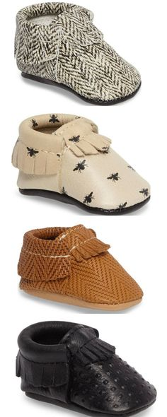 Freshly Picked Moccasins  | Kids | Fashion | Style | Moccasins | Toddler | Baby | Shoes | Trending |