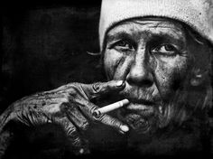 Retratando la vida en las calles. Lee Jeffries