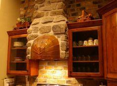 Ridgestone | Kodiak Mountain Stone Stone Gallery, Manufactured Stone, Liquor Cabinet, Bookcase, Mountain, Shelves, Furniture, Home Decor, Shelving