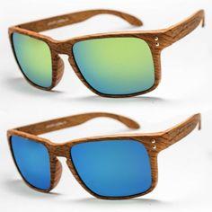 New-Mens-Womens-Unique-Style-Indie-Fashion-Wood-Print-Retro-Wayfarer-Sunglasses