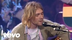 The Man Who Sold The World (MTV Unplugged) by Nirvana. Kurt Cobain was the founder and lead guitarist and vocalist of the band and he shot himself on April 8, 1994 .