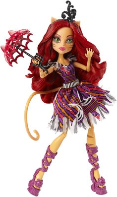 Monster High Freak du Chic Toralei Doll Monster High brand of monster high ever a opinion its a your face ever after high! Monster High School, Monster High Dolls, Ever After High, Toys R Us, Monster High Collection, Dark Orange Hair, Draculaura, Personajes Monster High, Adrien Y Marinette