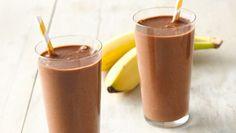 #Chocolate Banana - Smoothie Recipes