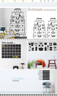 Vinilos. Inspire Me, Wall Stickers, Sweet Home, Interior Design, My Style, Inspiration, Wall Art, Environment, Wall Papers