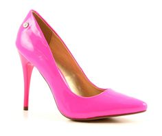 Blink roze hoge hakken pumps