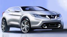 ¿Prepara Nissan una versión coupé del Qashqai? - http://www.actualidadmotor.com/2014/02/03/prepara-nissan-una-version-coupe-del-qashqai/