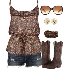 ~~country fashion~~ I love this!!!