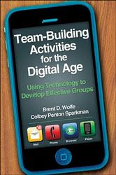 Great for working with youth and young adults! Teambuilding and leadership. Over 50 activities!