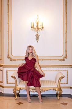 The Ainsley Dress - Free Sewing Pattern - Mood Sewciety
