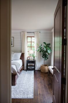 white and grey master bedroom, one room challenge, master bedroom reveal featured by popular South Carolina lifestyle blogger, The Southern Style Guide