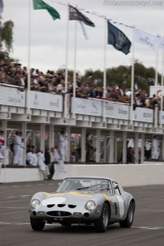 Ferrari 250 GTO (Chassis 4153GT - 2012 Goodwood Revival) High Resolution Image