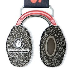 Rock n Roll Marathon has a new Virtual Running Series. The Winter Runningland is a series of 5K races with awesome bling!