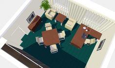 Profesjonalna aranżacja powierzchni biurowych. Więcej na stronie: http://www.arteam.pl/kolekcje/projektowanie-wnetrz-biurowych/