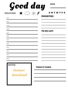Get Your Life, Organize Your Life, Discbound Planner, Work Planner, Diy Artwork, Daily Planner Printable, Day Planners, Printables, How To Plan