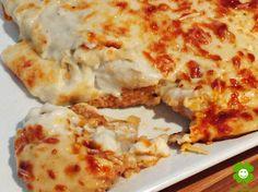thermomixil: CANELONES A LA CATALANA CON THERMOMIX Empanadas, Couscous, Cakes And More, Lasagna, Diet Recipes, Ethnic Recipes, Diets, Quinoa, Food