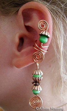 One of the latest fashion items that are quite making the rounds are the Ear Cuffs. It's a great way to add that bold twist to your look. A...
