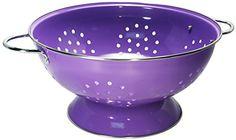 Best Purple Kitchen Colander Strainer