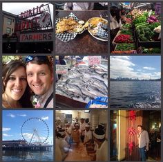 Day 1 Seattle adventures: Lunch at Anthony's on the waterfront, Pike Place, Duck Tour on Lake Union & dinner at Din Tai Fung, the BEST Asian dumplings in the world! #ILoveThePacificNorthwest
