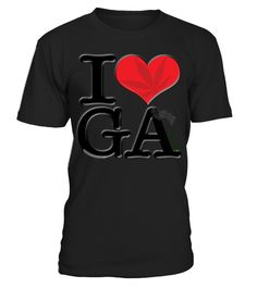 """# I Love GA - GAnja (leaf) T-Shirts .  579 sold towards goal of 1000Buy yours now before it is too late!Secured payment via Visa / Mastercard / PayPalHow to place an order:1. Choose the model from the drop-down menu2. Click on """"Buy it now""""3. Choose the size and the quantity4. Add your delivery address and bank details5. And that's it!NOTE: Buy 2 or more to save yours shipping cost !"""