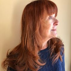 Why Older Women Wear Short Hairstyles and Why You Don't Need To Classic Hairstyles, Hairstyles Over 50, Older Women Hairstyles, Cool Hairstyles, Layered Hairstyles, Long Gray Hair, Medium Long Hair, Long Layered Hair, Grey Hair