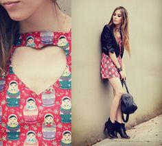 Heart it! (by Flávia Desgranges van der Linden) http://lookbook.nu/look/2897807-heart-it