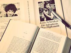 Die talentierte Miss Highsmith - Joan Schenkar Patricia Highsmith, Interview, Cover, Books, Wels, Biography, Writers, Authors, Life