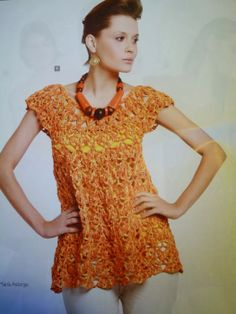 Marisabel crochet: tunics - with pattern
