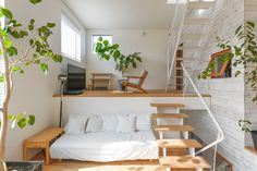 Apartment modern architecture and Scandinavian interior design of a light apartment . - Apartment modern architecture and Scandinavian interior design of a bright apartment Scandinavian Interior Design, Modern Interior Design, Interior Design Inspiration, Scandinavian Style, Modern Interiors, Interior Ideas, Interior Styling, Interior Decorating, Deco Studio
