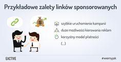 Poznaj zalety linków sponsorowanych.