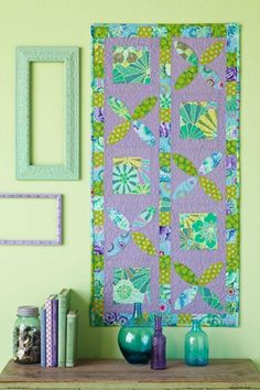 Quilts with Applique Shapes | AllPeopleQuilt.com