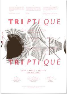 triptique / Raffael Stüken / Büro für Grafik Design