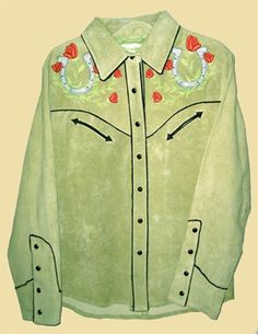 vintage western shirts - Google Search
