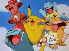 The original Pokemon o(^▽^)o