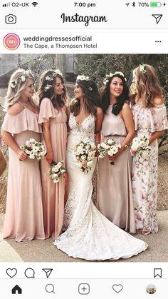 Love the bridesmaid