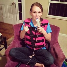 One Breath at a Time - Living with Cystic Fibrosis: I admit defeat!