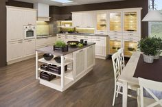 obývačka Tirol - kuchyňa Katy - Decodom Kitchen Island, Table, Furniture, Kitchen Ideas, Home Decor, Island Kitchen, Decoration Home, Room Decor, Tables