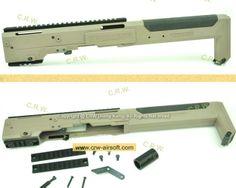 AABB HR style GLOCK Carbine Conversion Kit Tan