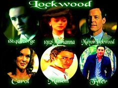 The Lockwood's(one of the Founding Families)